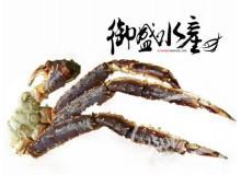 生凍鱈場蟹腳