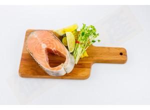 北歐鮭魚切片